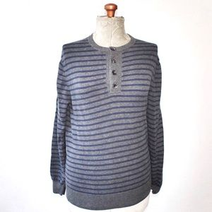 🎀3/$30 Men's French Connection Striped Sweater